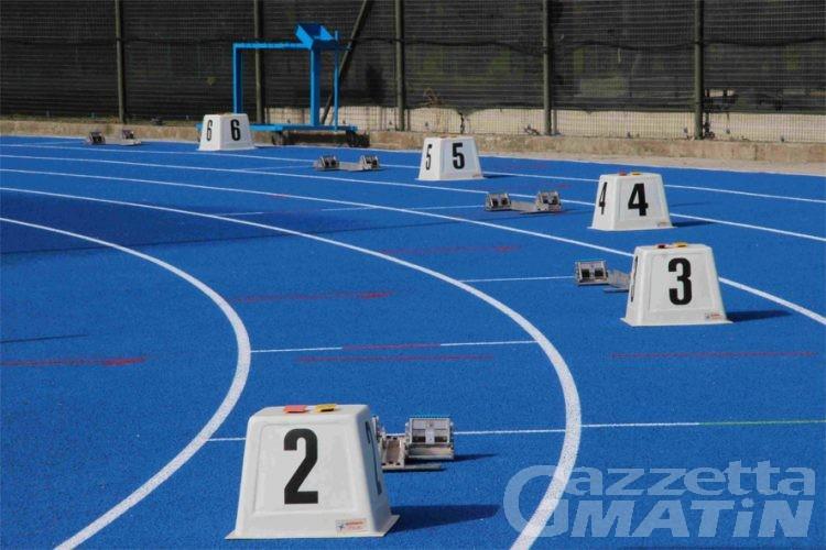Atletica: domenica 5 luglio si torna a gareggiare in Valle d'Aosta