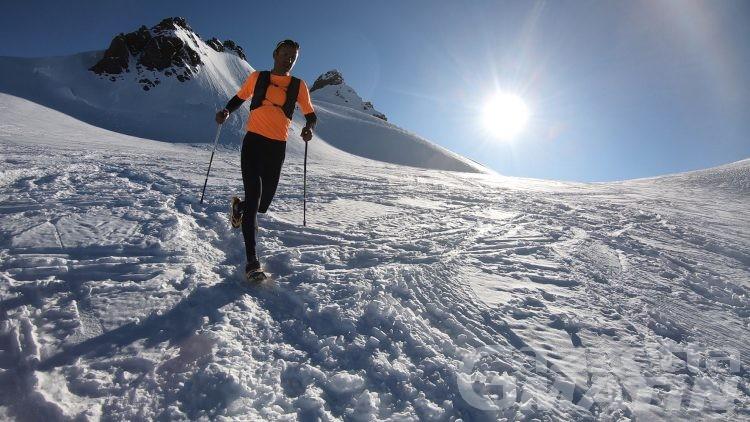 Montagna: Franco Collé recordman di salita-discesa del Monte Rosa