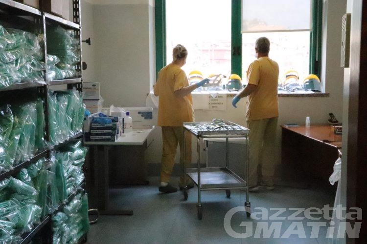 Coronavirus: 12 positivi in Valle d'Aosta, nessun nuovo caso negli ultimi giorni