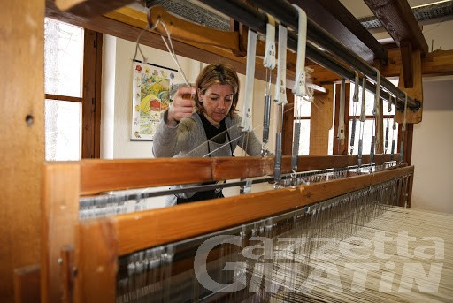 #statigeneralidonne on line ospita la cooperativa Les Tisserands di Valgrisenche