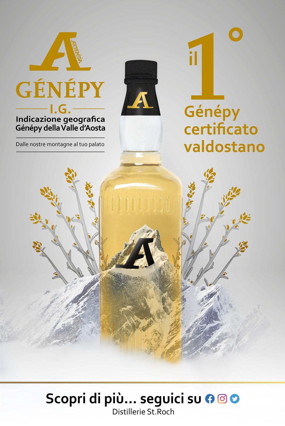 Sbarca sul mercato A Artemisia Génépy, il primo Génépy certificato IG