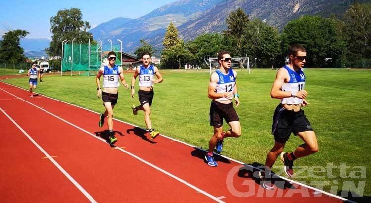 Biathlon: raduno a Bionaz dal 20 al 31 luglio per la Nazionale Juniores/Giovani