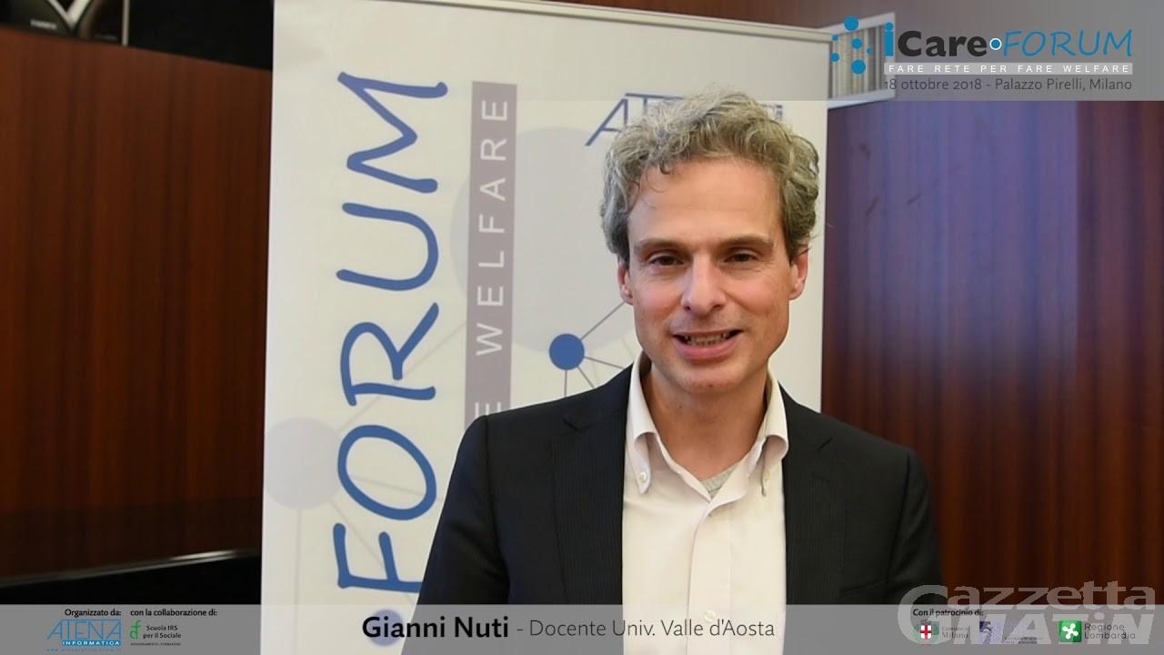 Aosta, autonomisti e centro sinistra scelgono la discontinuità: Gianni Nuti candidato a sindaco