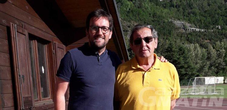 Calcio: Matteo Pasteris è il nuovo allenatore dell'Aygreville