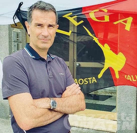 Comunali Aosta: Lega, la benedizione di Salvini per il candidato sindaco Sergio Togni