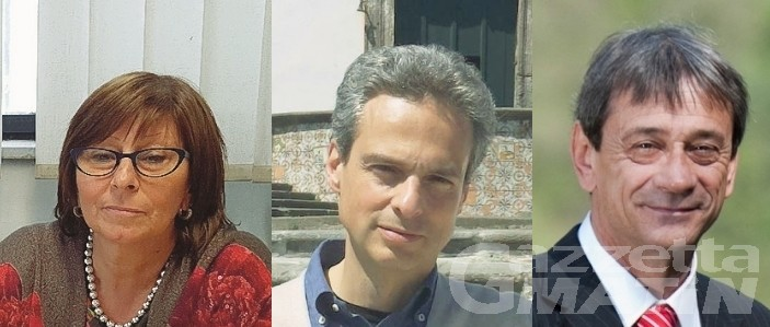 Aosta, le manovre verso le elezioni: Nuti e Forcellati scuotono PD e soci, VdA Ensamble pensa a Bruno Giordano