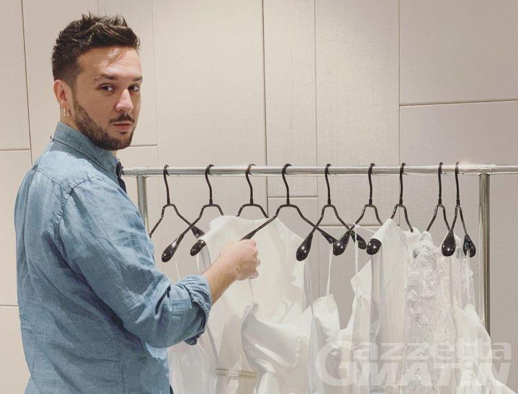 Moda: lo stilista Fabio Porliod conquista l'Italia a suon di click