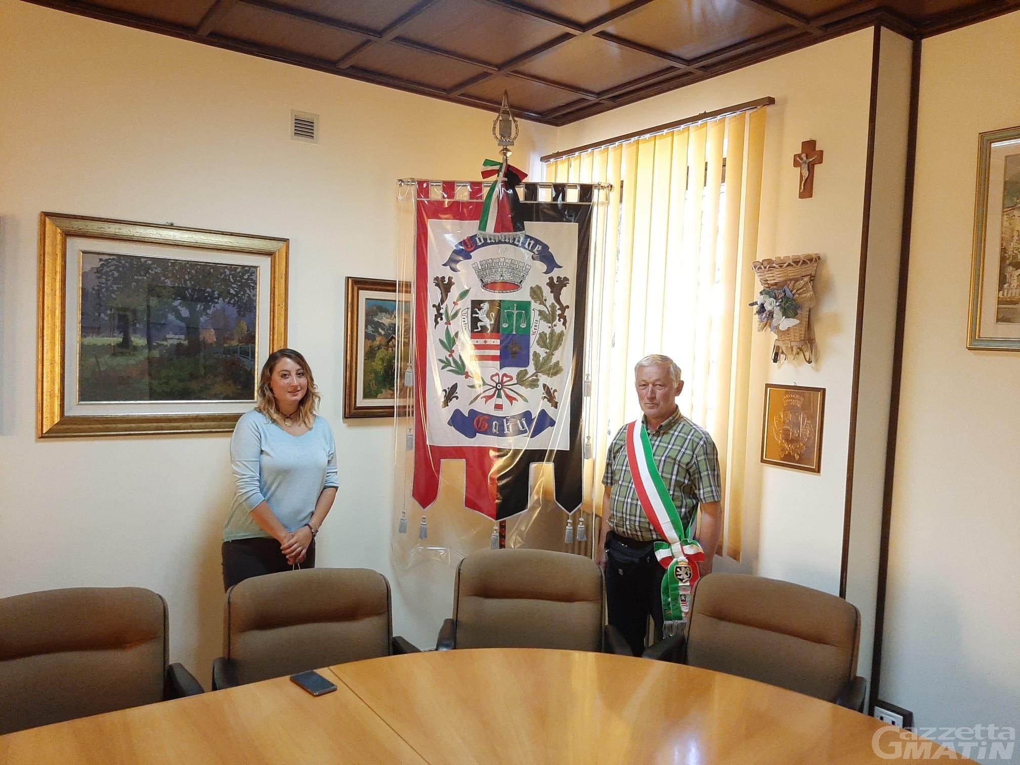 Gaby: Stefania Bonin è il primo assessore alla gentilezza in Valle d'Aosta