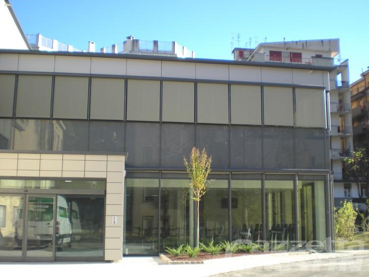 Emergenza sanitaria: un prefabbricato per alleggerire l'ospedale Parini