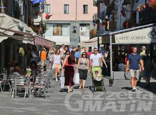 Terziario Valle d'Aosta 2020: a rischio chiusura 800 imprese, a casa 2700 lavoratori