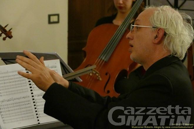 Musica, parte da Saint-Vincent la Settimana Vivaldiana Nazionale