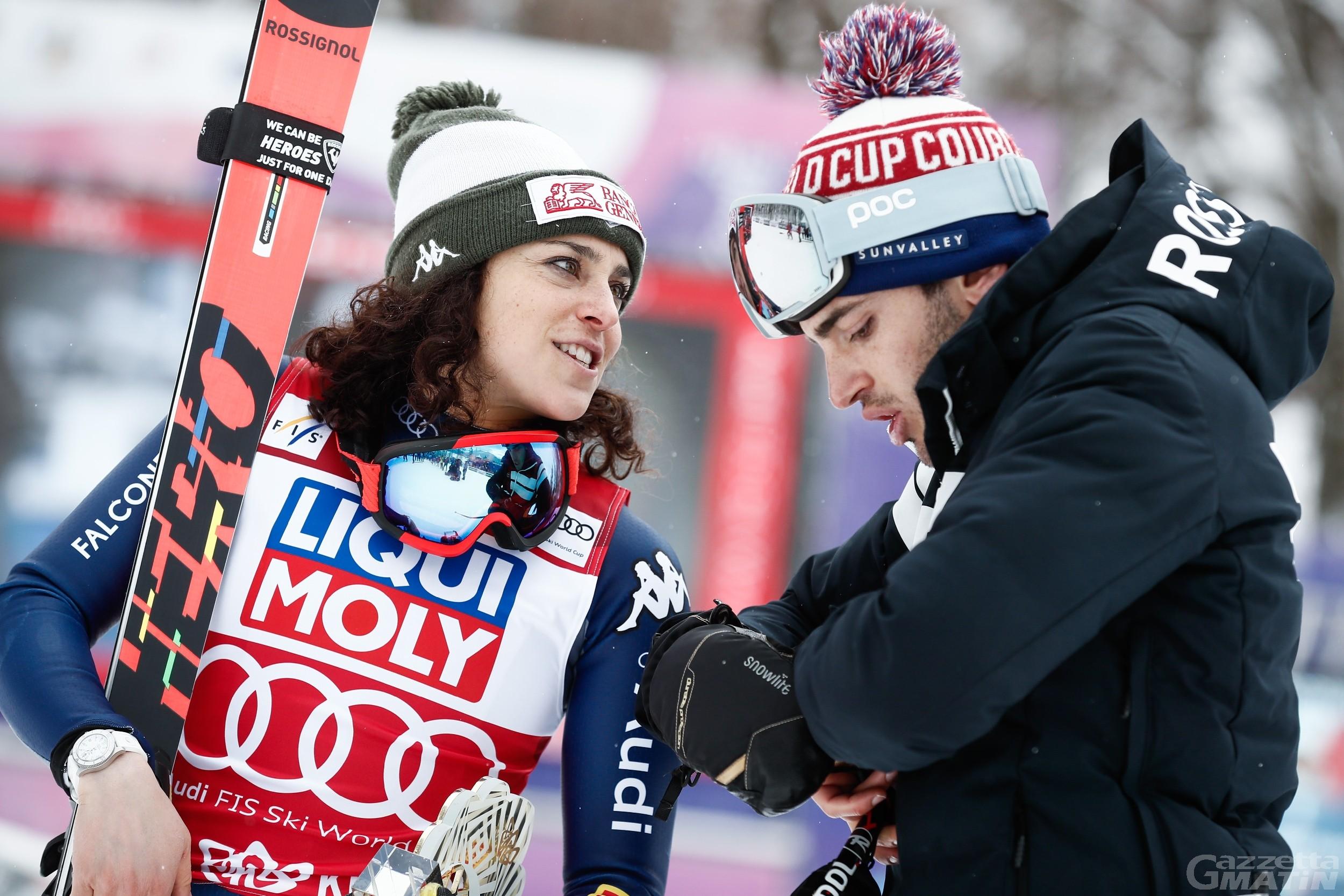 Sci alpino: a Federica e Davide Brignone la Stella d'Oro Libertas