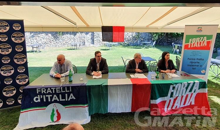 Comunali: Laurencet e Favre per risollevare la «povera Aosta»