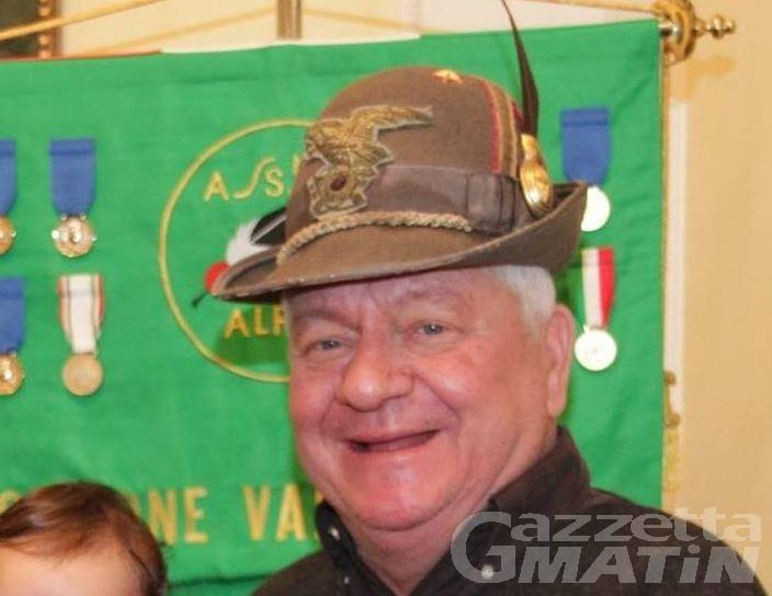 Alpini in lutto: addio a Luigi Enea, il maresciallo gentile di Aosta