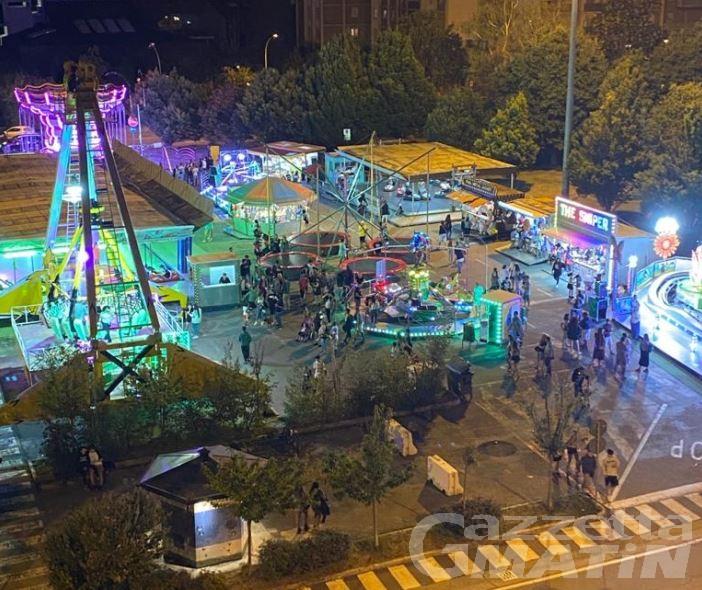 Aosta, al LUNA PARK il divertimento è in sicurezza e fino al 16 agosto