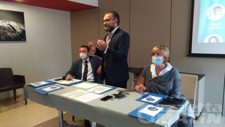 Rinascimento Valle d'Aosta, Girardini: «Nelle nostre liste nessun dinosauro della politica»
