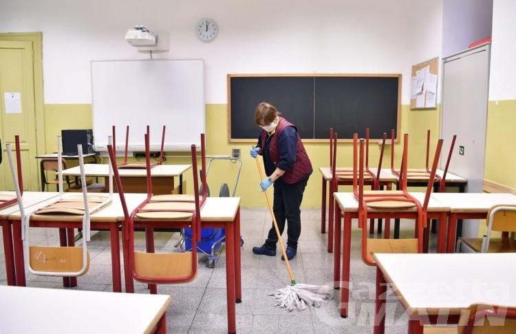 Scuola: per la riapertura in sicurezza si assumono 160 bidelli