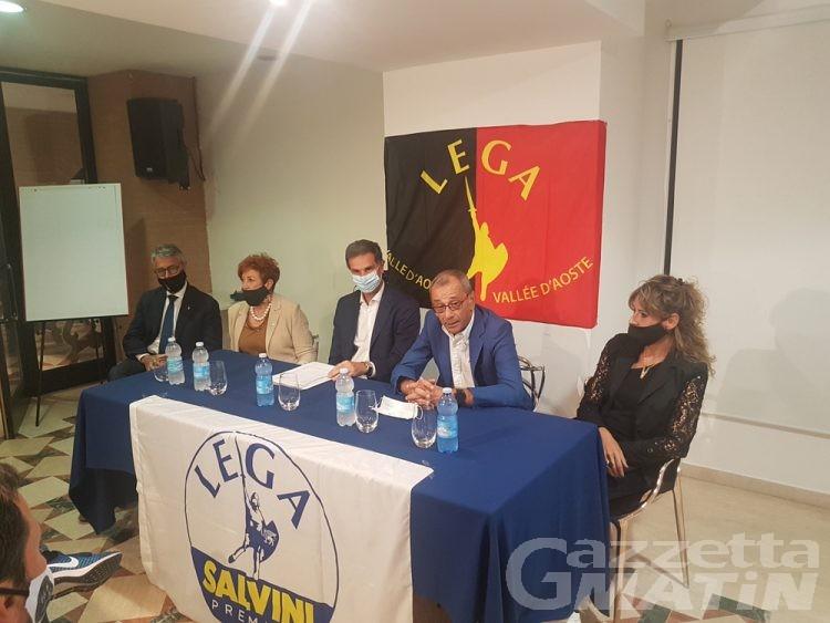 Elezioni: Togni il Nuovo, Giordano l'Usato Sicuro, per Aosta la Lega punta al grande cambiamento