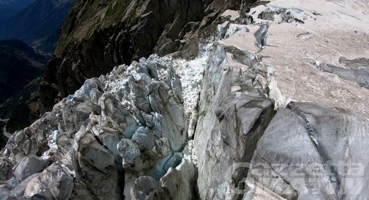 Ghiacciaio Planpincieux, Comitato Val Ferret incarica due glaciologi