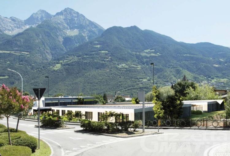 Scuola: 5 imprese valdostane costruiranno la sede prefabbricata del liceo Bérard