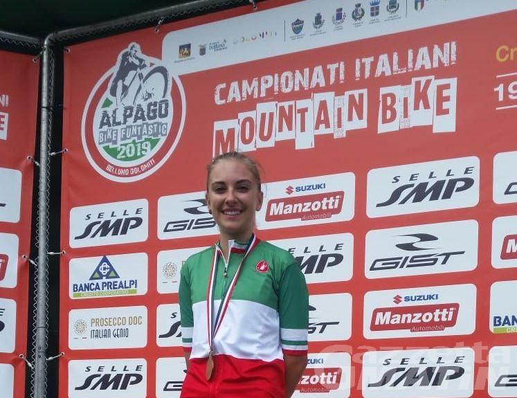 Cross Country: Nicole Pesse campionessa italiana Junior, Martina Berta argento Elite
