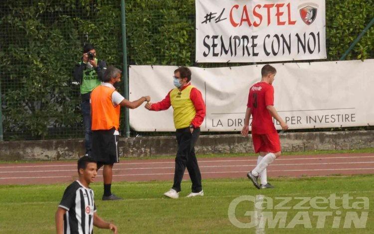 Calcio: Aygreville e Charvensod fuori dalla Coppa Italia