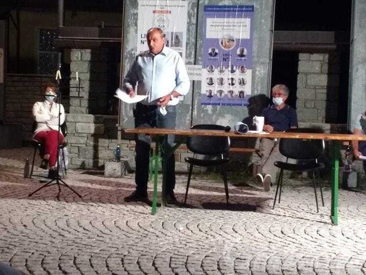 Issogne: elezioni, presentata la squadra del sindaco uscente Battistino Delchoz