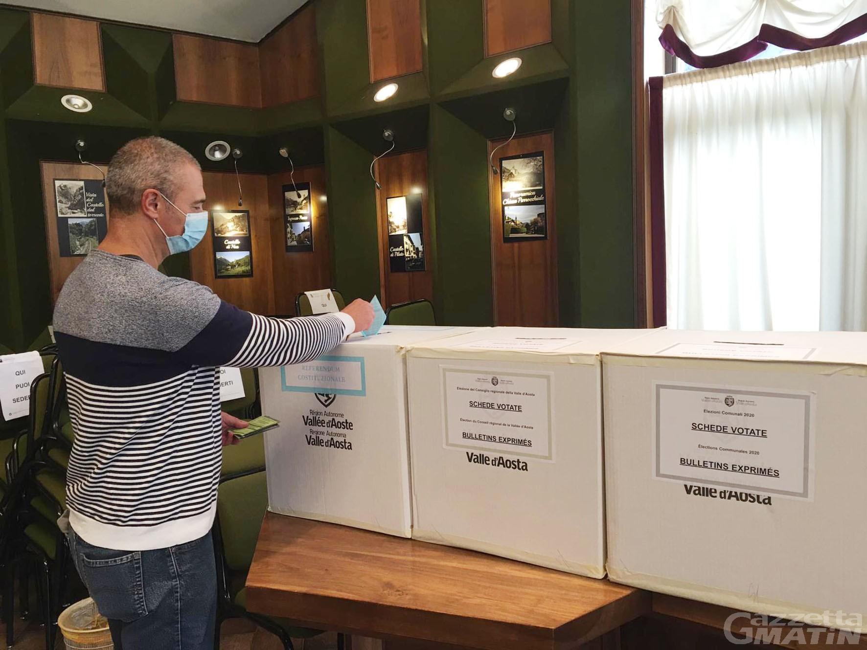 Elezioni: affluenza alle 19 al 42,68% per le regionali
