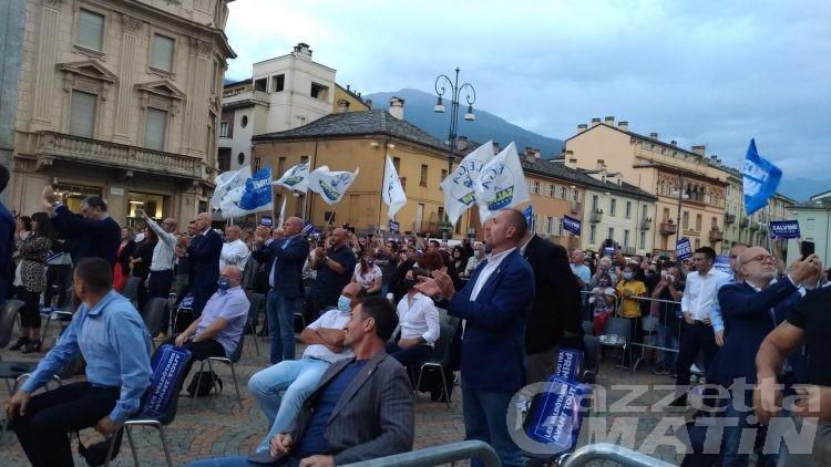 Elezioni: prosegue lo spoglio, la Lega Valle d'Aosta in testa