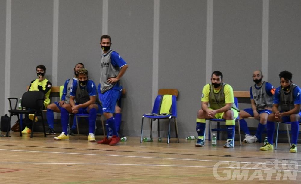 Calcio a 5: rinviata Aosta Calcio 511-L84