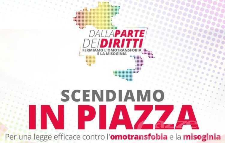 Arcigay Valle d'Aosta: annullato il flash mob a sostegno della legge Zan