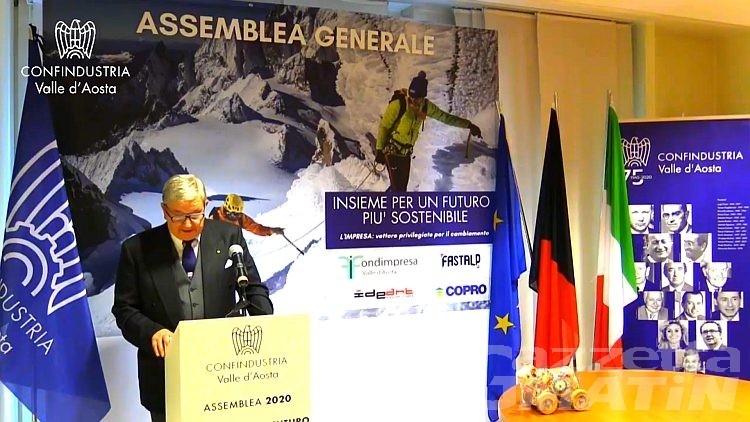 Confindustria, Bonomi: «Recrudescenza di un sentimento antindustriale»