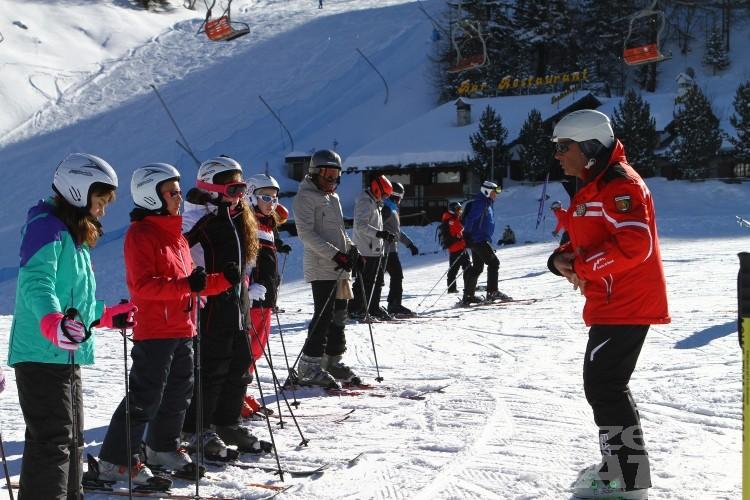 Stop sci, lo sconcerto della Valle d'Aosta