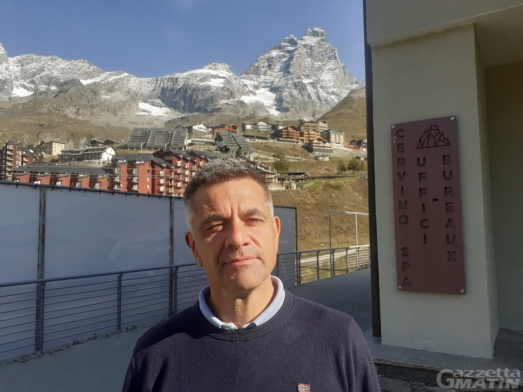 Cervino SpA, caos webcam: si è dimesso il presidente Matteo Zanetti