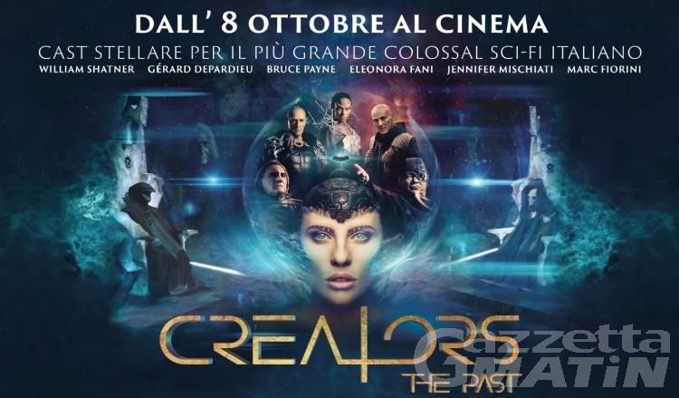 Cinema, la Valle d'Aosta nelle sale con Creators – The Past
