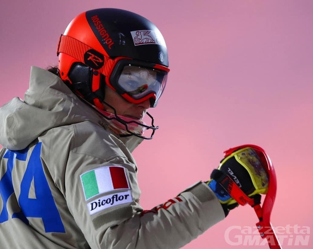 Sci alpino: Federica Brignone pronta per il parallelo di Lech