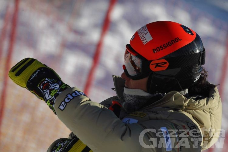 Sci alpino, Brignone verso Levi: «Curiosa di vedermi all'opera»