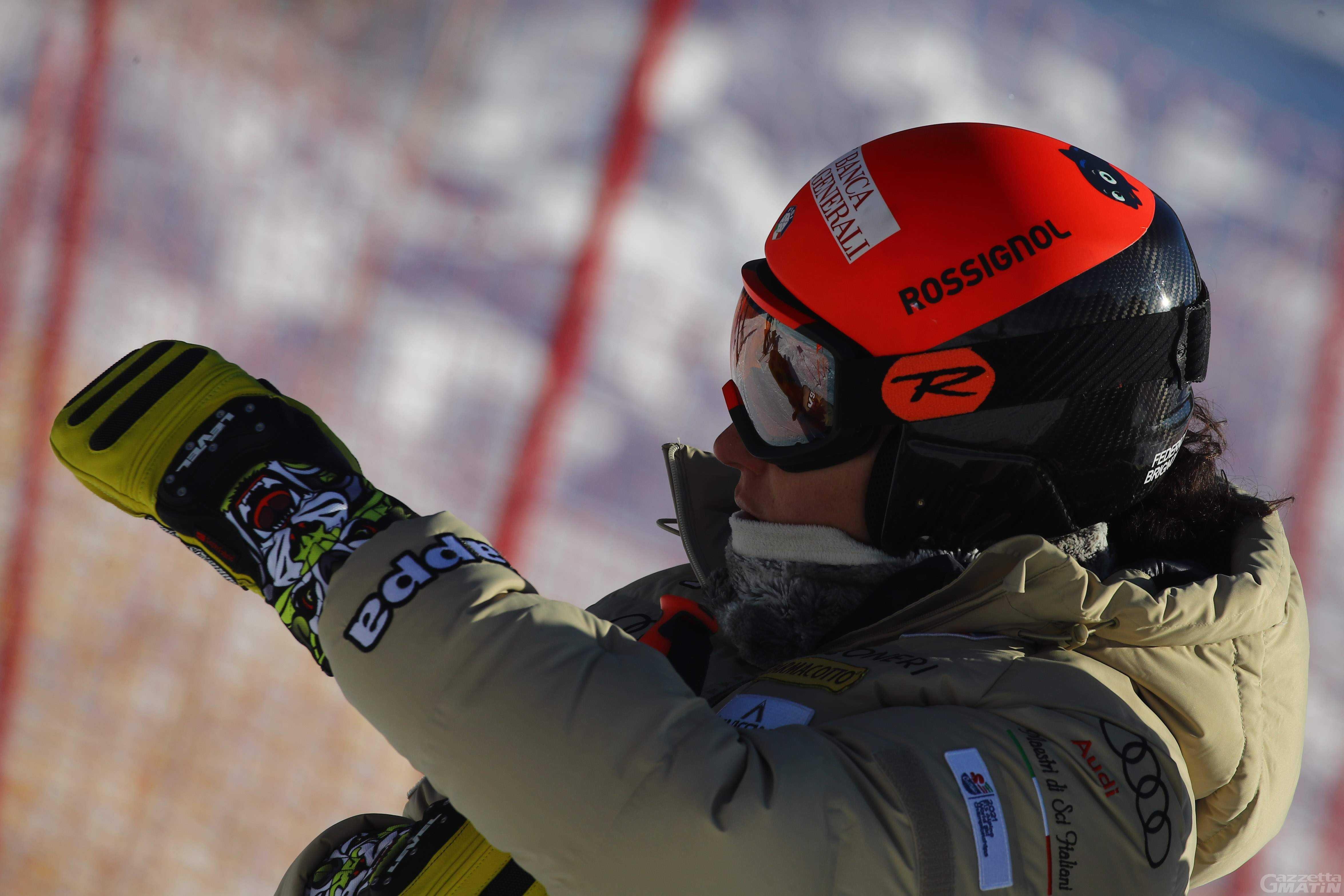 Sci alpino, Federica Brignone: «Pronta a giocarmi la vittoria»