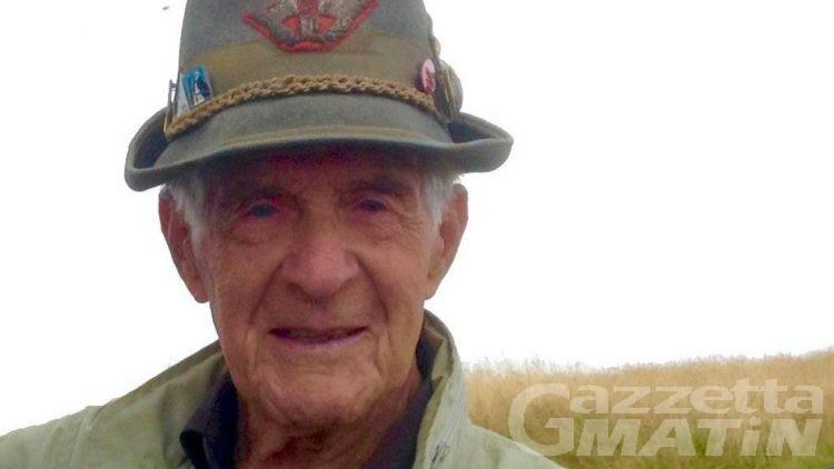 Lutto: si è spento il generale di brigata degli alpini Licurgo Pasquali