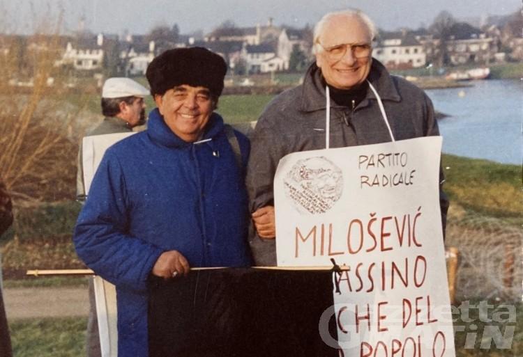 Lutto: è scomparso Marino Pasquettaz, il partigiano Cosmo-Ivan