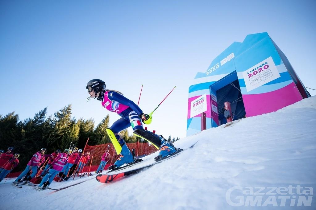 Sci alpino: Sophie Mathiou sfiora la top ten a Solda