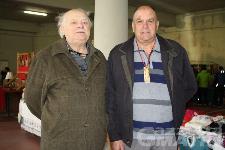 Champdepraz piange l'ex sindaco Gualtiero Dherin