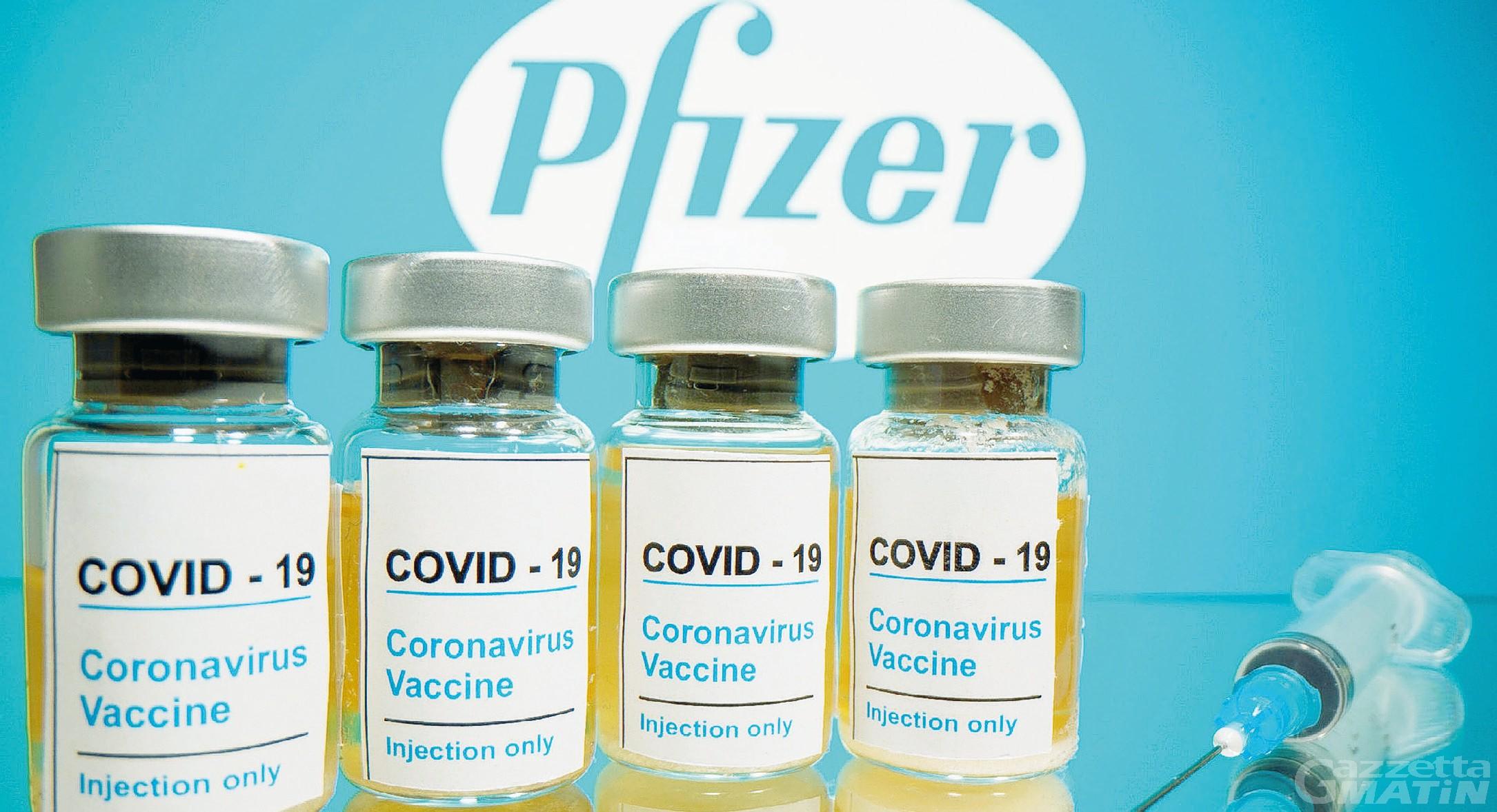 Prima tranche vaccino Covid: alla Valle d'Aosta servono 7.500 dosi