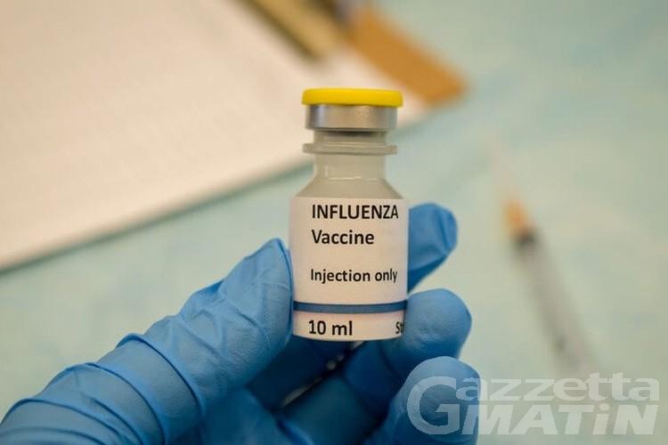 Influenza in Valle d'Aosta: vaccini esauriti, si aspettano altre 7 mila dosi