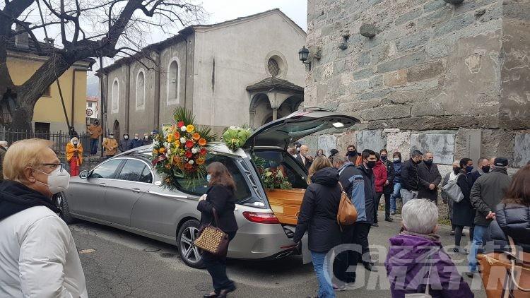 """Lutto tra i commercianti di Aosta: l'ultimo saluto a Beppe Sagaria, """"una persona straordinaria"""""""