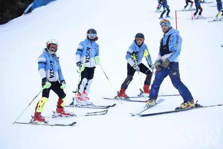 Sci alpino: Il Memorial Fosson confermato dal 9 all'11 aprile a Pila