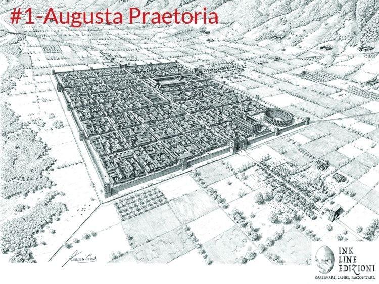 """Aosta: rigenerazione urbana, al via il contest """"Disegna la tua città"""""""