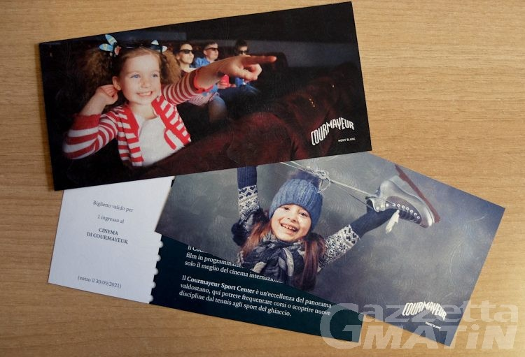 Courmayeur: dal Comune regalo di Natale per bambini e studenti
