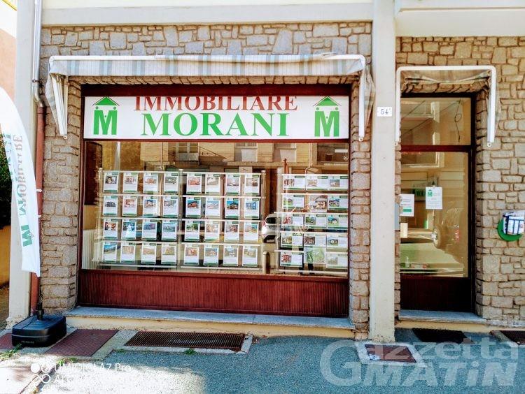 Immobiliare Morani: la più grande scelta immobiliare in Valle d'Aosta
