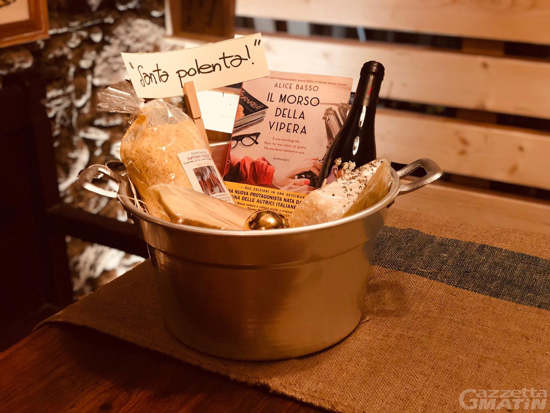 """Natale: """"Leggere di gusto"""", il piacere della lettura e del buon cibo"""
